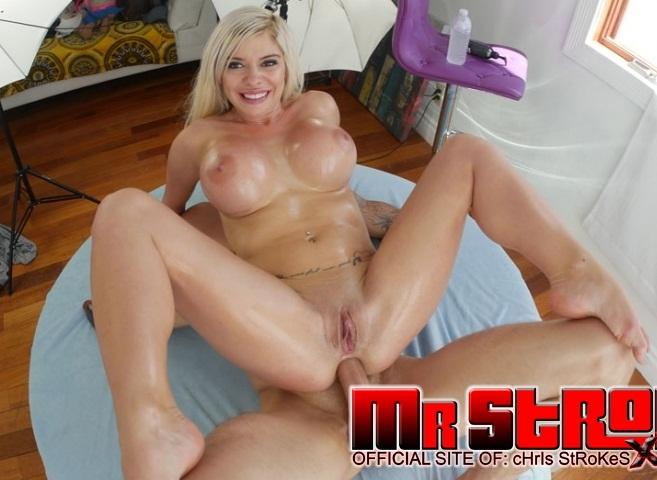 Strokes Porn - Sara St Clair - Sara St Clair DP  [FullHD 1080p]