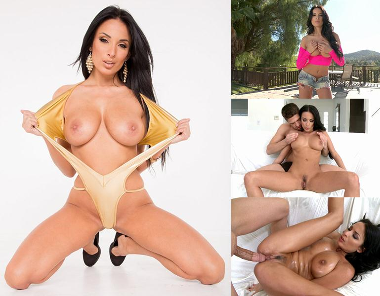 Anissa Kate - Slippery And From Behind [ElegantAngel / FullHD]