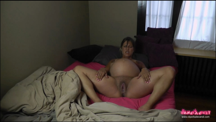 Clips4sale - Candi (Pregnant Playpen) [Orgasmic Labor 2 - The Sequel] (FullHD 1080)