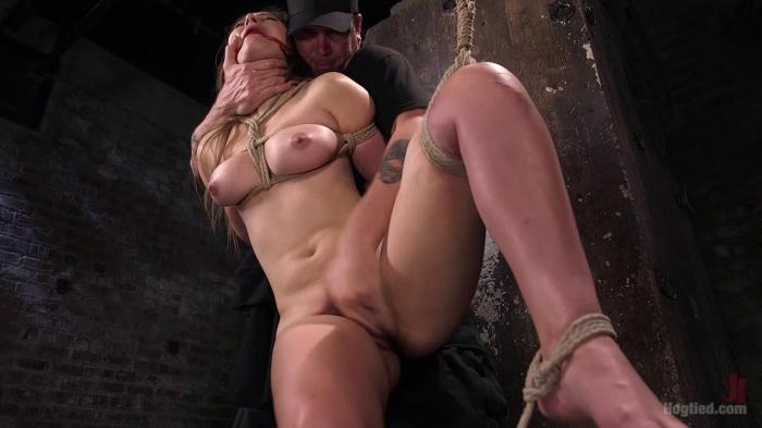 Dani Daniels Submits in Brutal Bondage (H0gT13d) HD 720p