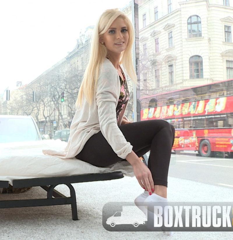 Box truck sex street sex porn