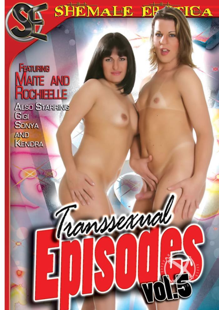 Transsexual Episodes 5 [DVDRip 480p]
