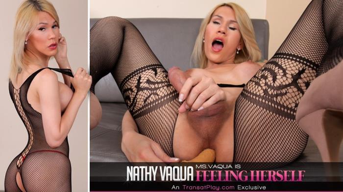 TransAtPlay: Nathy Vaqua - Ms.Vaqua is Feeling Herself [FullHD 1080p]