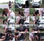 FullyCl0th3dS3x.com - Tera Joy - Outdoor Fully Clothed Sex Turns Tera On (Milf) [SD, 540p]