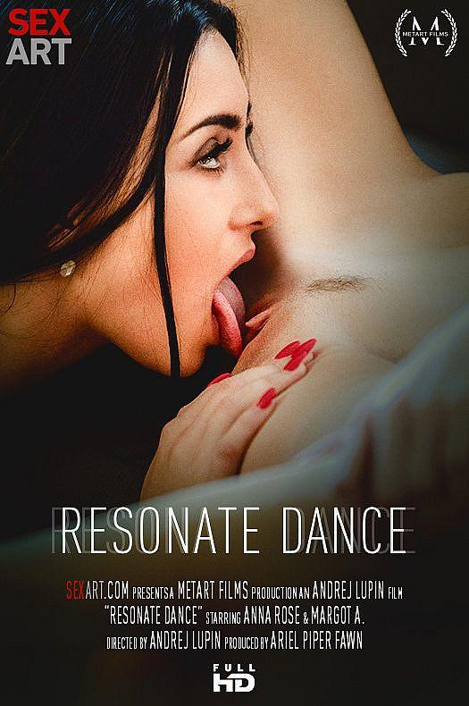 S3x4rt.com - Anna Rose & Margot A - Resonate Dance (Lesbians) [SD, 360p]