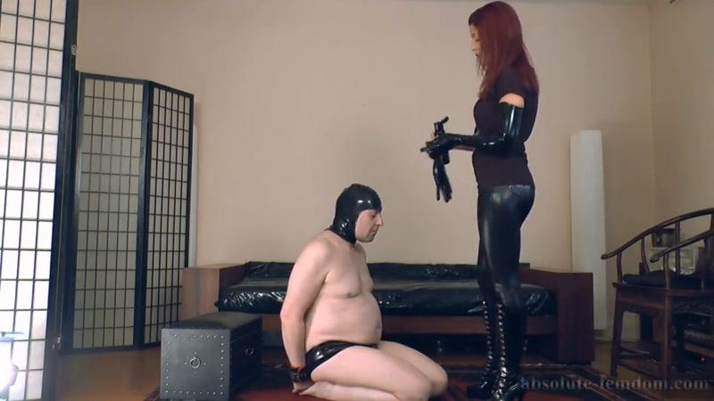 Punished 4 Delayed Payment [Absolute Femdom / FullHD]