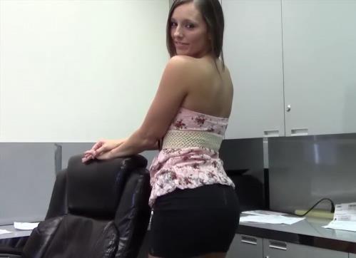 Hot office fuck - Jamie Jackson (SiteRip/Dagfs/HD720p)