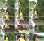 Amy Laina - September Piss (Amateur) [SneakyPee / HD]