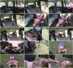 F4k3T4x1.com/F4k3Hub.com: Victoria Summers - Hot Blonde on Taxi Cab Bonnet [SD] (309 MB)