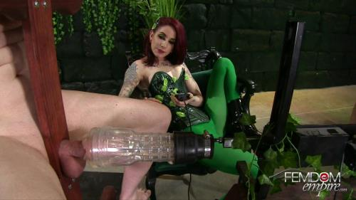 Sheena Rose - Forced Orgasms by Poison Ivy (FemdomEmpire) [FullHD 1080p]