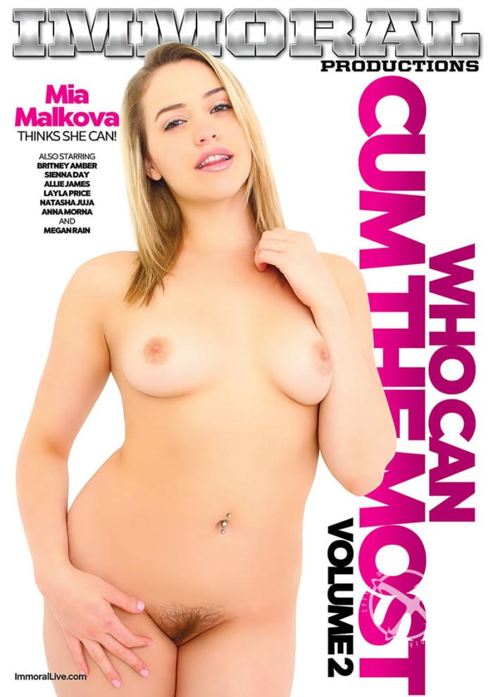 Who Can Cum The Most? 2 [DVDRip] [Immoral Productions]