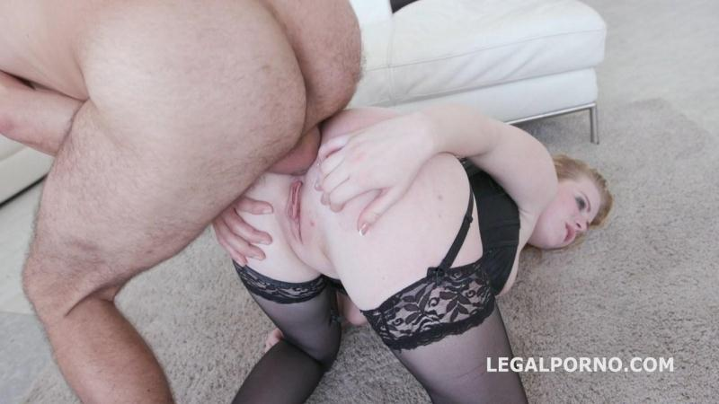 PAWG 5on1 Adry Berty welcome in PORN with DP /DAP /TP and 5 swallow GIO244 [LegalPorno / HD]