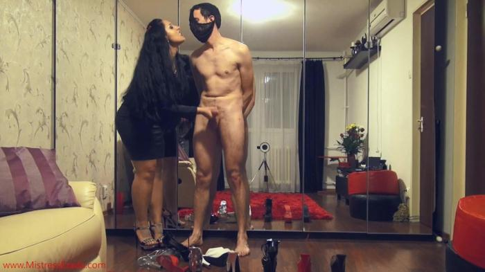 The shoe fetishist son milking (clips4sale) FullHD 1080p