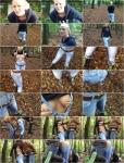 MDH: Lara-CumKitten - Wahnsinns jeans piss mit geilem facial quickie (HD/2016)