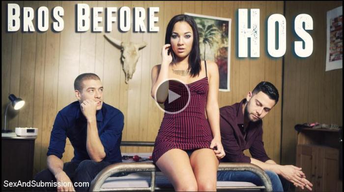 S3x4ndSubm1ss10n.com - Amara Romani - BROs Before HOs! (BDSM) [SD, 540p]