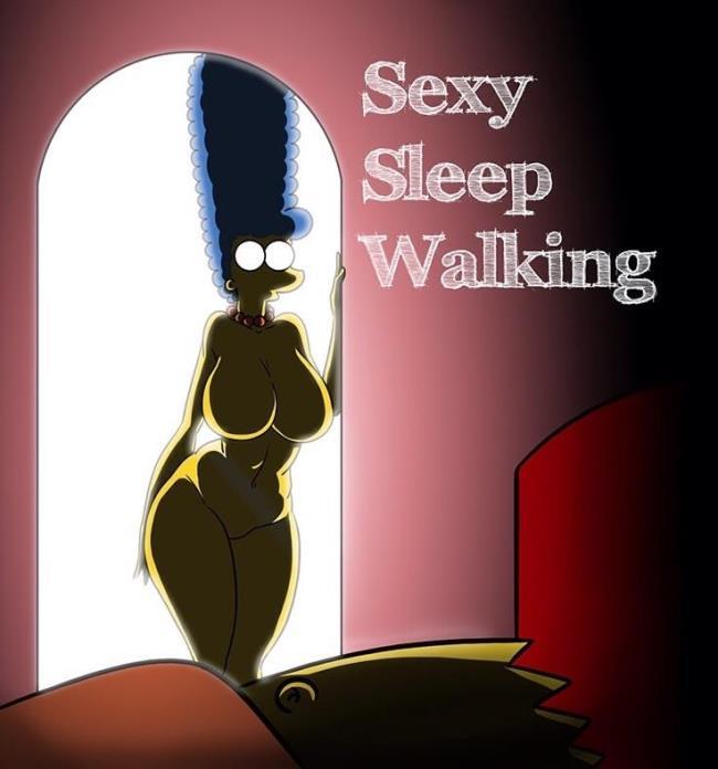 UPDATE NEW PAGES FOR KOGEIKUN - SEXY SLEEP WALKING C