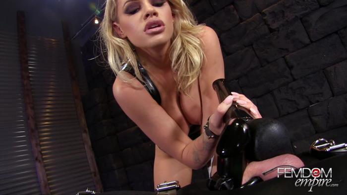 (FemdomEmpire.com) Jessa Rhodes - Chastity Cum Control (FullHD/1080p/1.21 GB/2016)