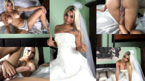 Angeles Cid - Wedding Fantasy [HD, 810p] - Shemale