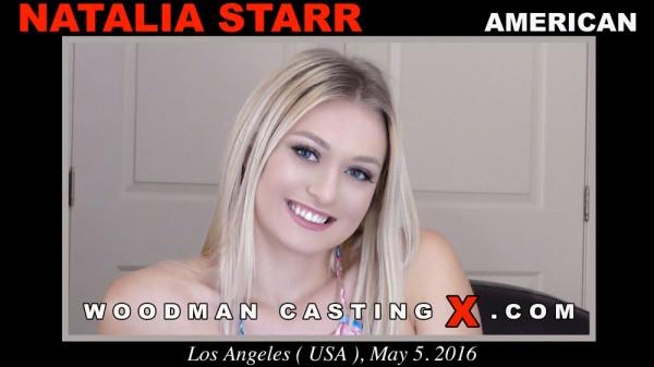 Casting X 166: Natalia Starr - WoodmanCastingX 540p