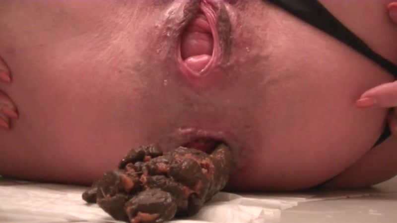 Caviar and feet - Solo POV (SCAT / 26 Sep 2016) [FullHD]