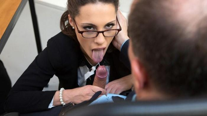 D0rc3lClub.com - Nikita Bellucci - Nikita, the boss slut (Anal) [SD, 540p]