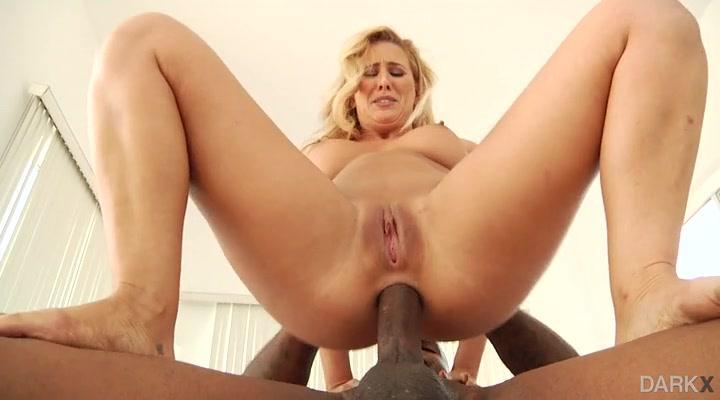 Cherie DeVille (Hot Blonde Interracial Anal Sex / 09.09.16) [DarkX / SD]