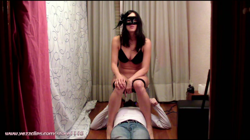 Our New Life With A Human Toilet Part 3 - Femdom (SCAT / 31 July 2016) [FullHD]