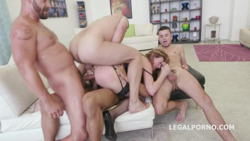 LegalPorno.com: 5on1 Luca Bella - No Pussy /DAP /TP /MANHANDLE /BALL DEEP /GAPES New Milf Joins The Airline GIO249 [SD] (992 MB)