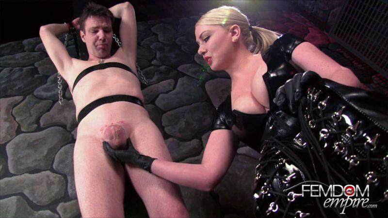 Lexi Sindel - Male to Eunuch [FemdomEmpire / HD]
