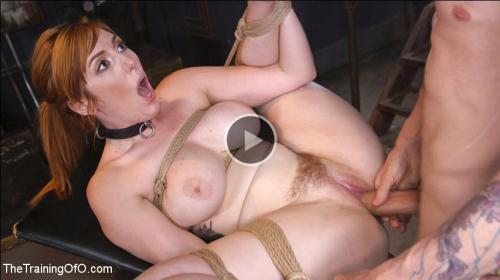Kink.com [Lauren Phillips - Slave Training Lauren Phillips: Your Whore, Your Cunt, Your Bitch] SD, 540p