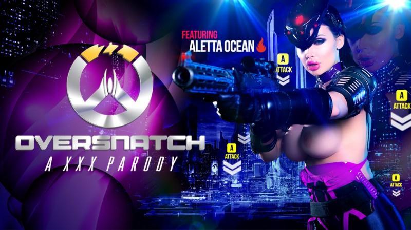 P0rnSt4rsL1k31tB1g.com: Aletta Ocean - Oversnatch: A XXX Parody [SD] (277 MB)