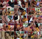 T41nst3r.com - Celine Noiret, Gabrielle Gucci, Sweet Cat - Pissing All Over The Sales Pitch - Part 2 (Pissing) [HD, 720p]