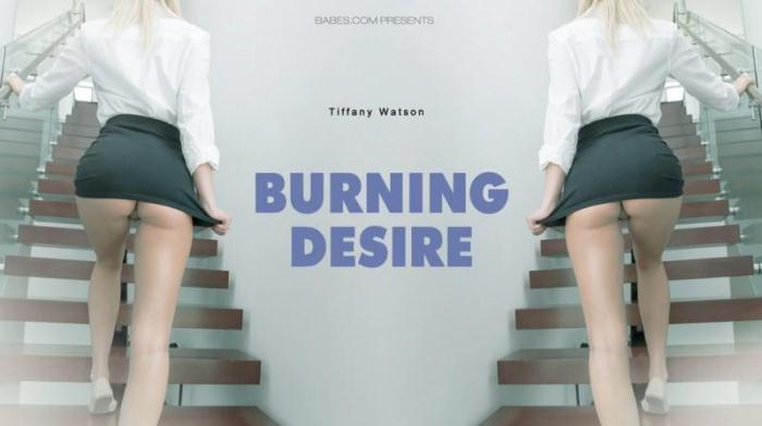 Bl4ck1sB3tt3r.com - Tiffany Watson - Burning Desire (Teen) [SD, 480p]