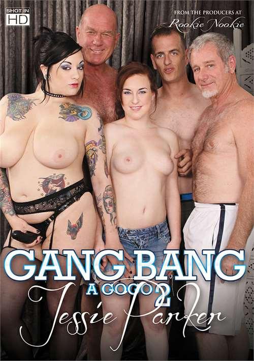Gang Bang A GoGo 2: Jessie Parker [DVDRip  404p]