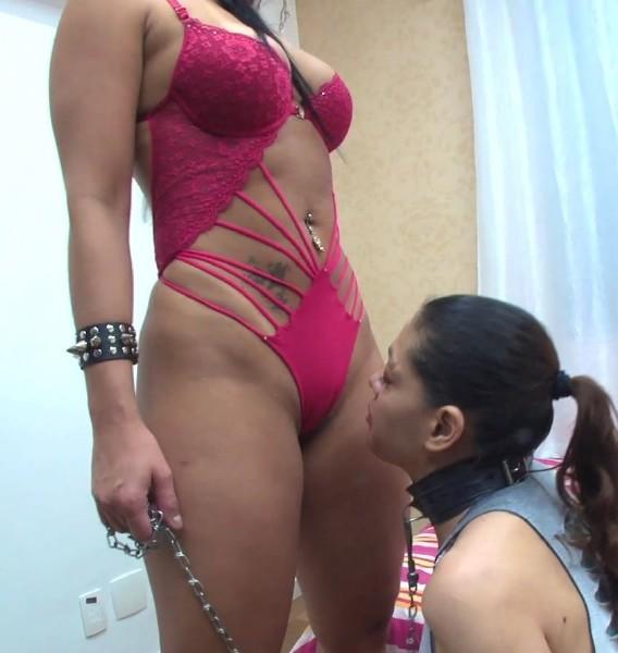 NewMFX.com - Aline Rios, Viviane Mel - Alines Returns [FullHD 1080p]