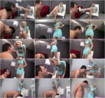 Jenna Ivory - Crying cuckold bobs for toilet paper in pizz (Clips4sale, BratPrincess) FullHD 1080p