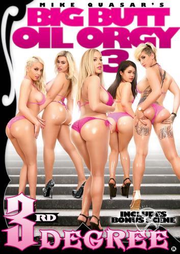 Big Butt Oil Orgy 3 (2016) WEBRip/HD
