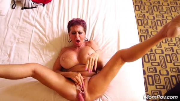 Amazing Euro Cougar Slut