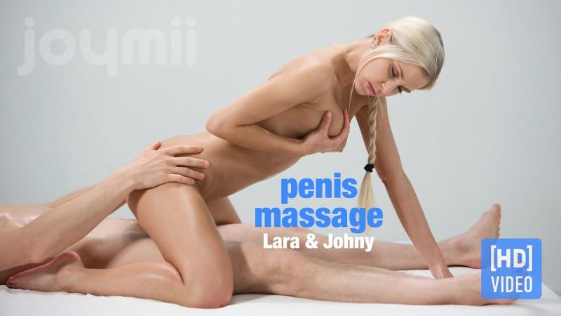 Lara aka Dido Angel (Penis Massage / 23.09.16) [JoyMii / SD]
