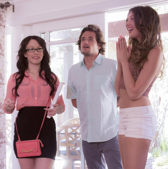 TwistysHard: Elena Koshka , Jennifer White - Real Estate Romp  [FullHD 1080p]  (Threesome)