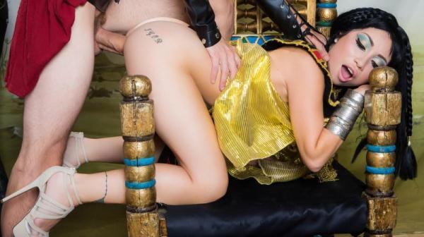 Rina Ellis - Big Tits In History: Part 1 [SD 480p]