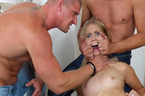 TryTeens.com [Violette Pink - Anal Fucking!] SD, 576p