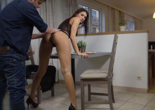 Kitana Lure - Nimble Fingers - LustForAnal.com (SD, 544p) [Oral, Anal, Big Tits, Milf, Russian]
