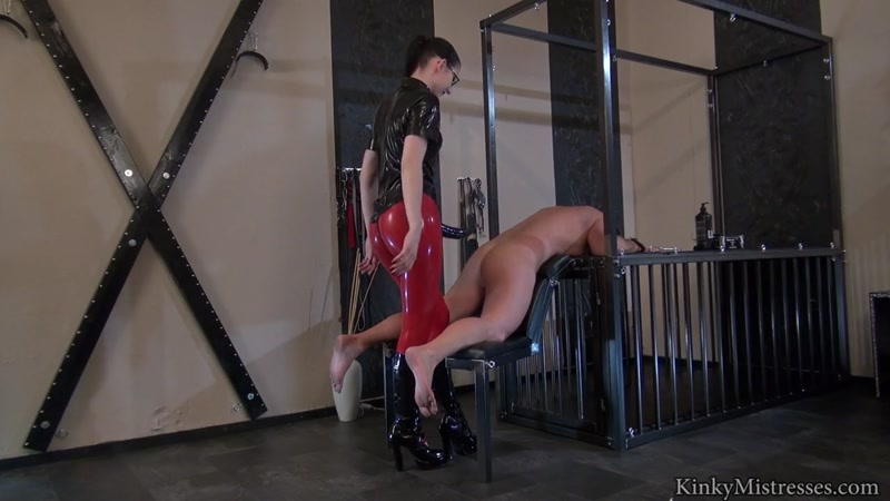 Lady Alshari - My Strap-on Bitch (12.09.2016) [KinkyMistresses / HD]