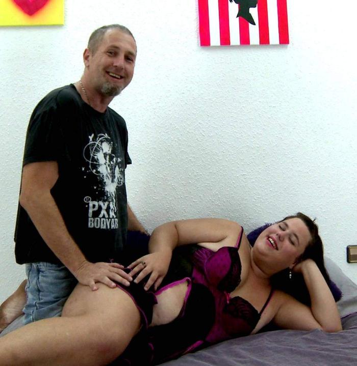 Terry Kemaco - Young chubby first anal and squirts  [HD 1080p]