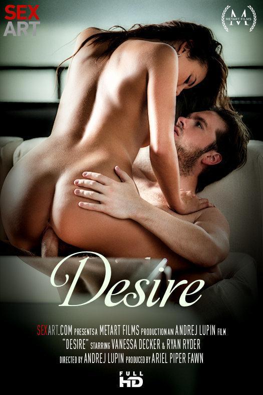 Vanessa Decker (Desire / 25.09.2016) [SexArt / SD]