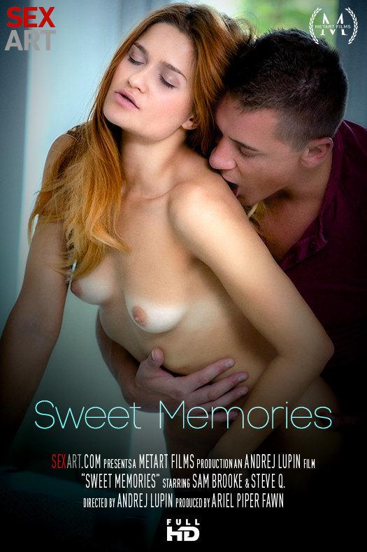 Sam Brooke, Steve Q - Sweet Memories (28.09.2016) [SexArt / SD]