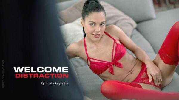 Apolonia Lapiedra - Welcome Distraction [SD, 480p]