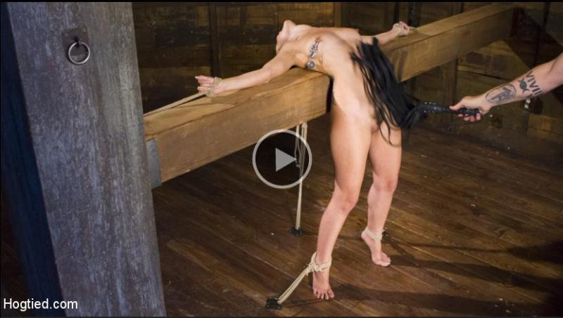 Kink.com: Roxanne Rae - College Girl - Pain Slut Suffers in EXTREME Bondage & Brutal Domination [SD] (680 MB)