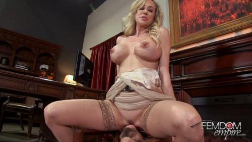 Brandi Love - Oral Service [FullHD, 1080p] [F3md0m3mp1r3.com] - Femdom